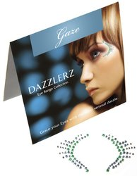 Gaze Self Adhesive Stick-on Rhinestone Eye Jewelry