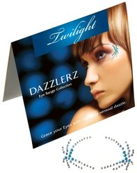 Twilight Self Adhesive Stick-on Rhinestone Eye Jewelry