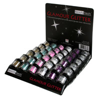 Glamour Glitter Loose Body Glitter in 6 Colors by Beauty Treats